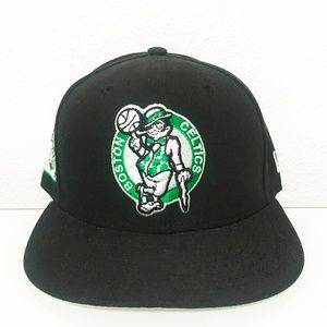 RARE NWOT New Era Boston Celtics 59Fifty Hat 7 3/8